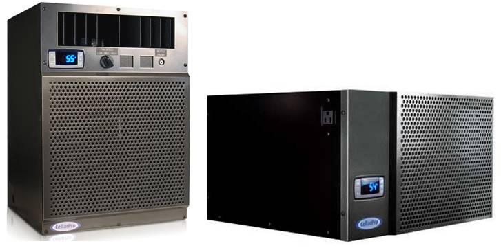 CellarPro wine cooling units