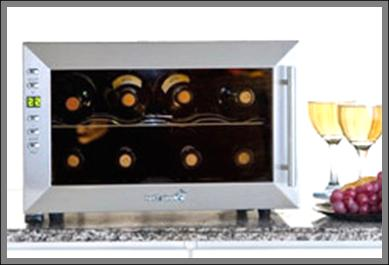 WINE COOLER COUNTERTOP
