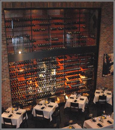 Loft 610 Commercial Wine Storage