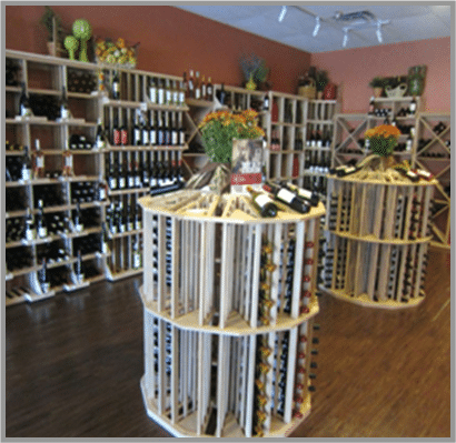 Wine Down Commercial Wine Cellar