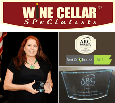 Wine Cellar Specialists - Trusted Wine Cellar Builder