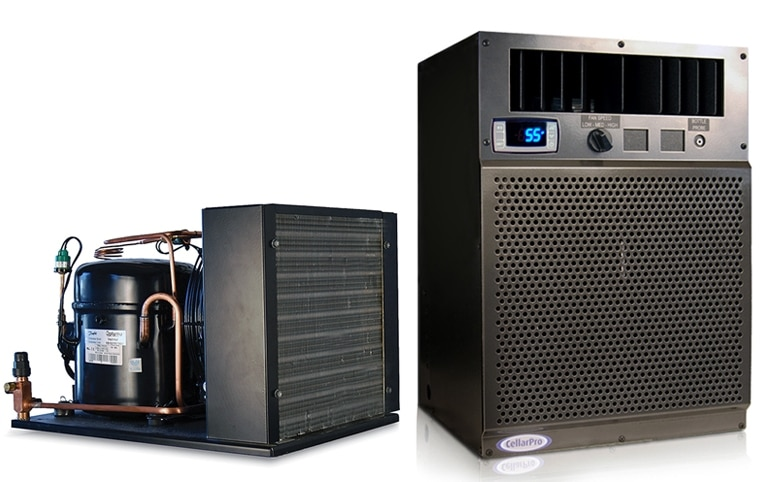 CellarPro 4000S Split Wine Refrigeration System