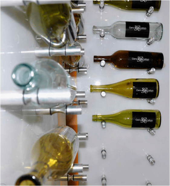 label link wine storage system