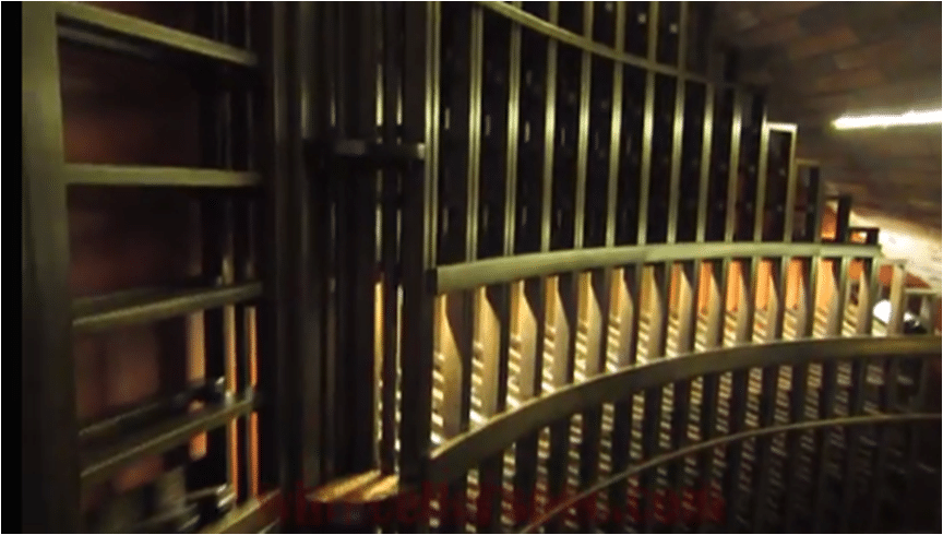 Burke Texas wine racking