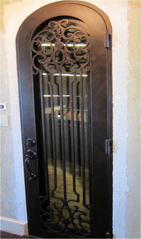 Burke door