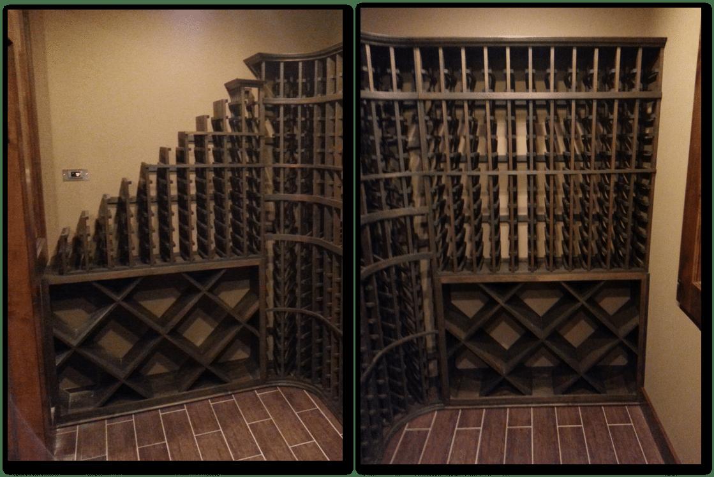 Philips custom wine racks