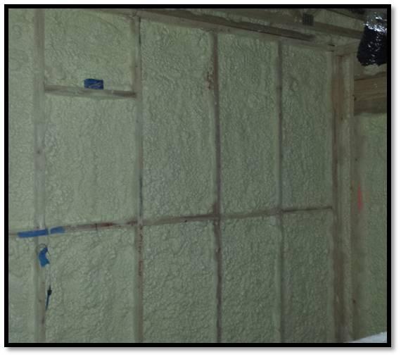 Philips wine cellar insulation