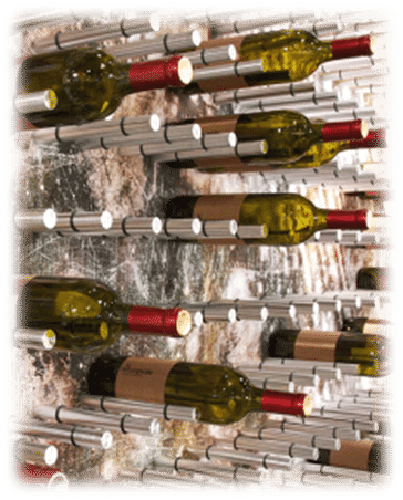 peg metal wine racks San Antonio