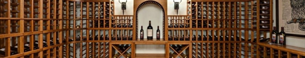 San Antonio Home Wine Cellar Storage