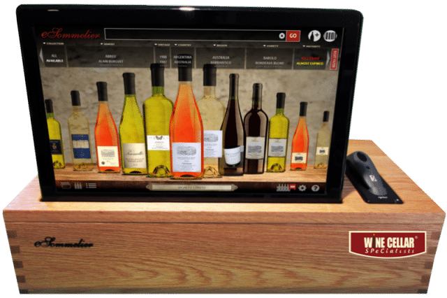 eSommelier wine invenntory system San Antonio