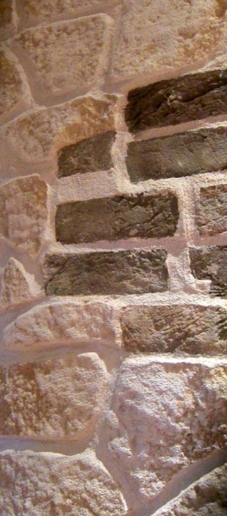 Stonecoat upper left of the wine cellar door