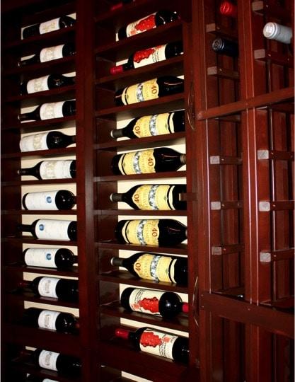 Wooden Wine Racks Texas Wine Cellar Builder