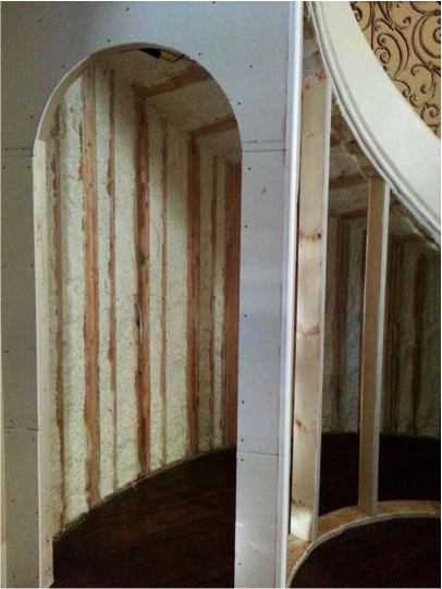 Foam Wine Cellar Insulation