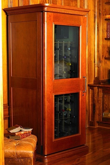 European Wine Cabinet by Le Cache