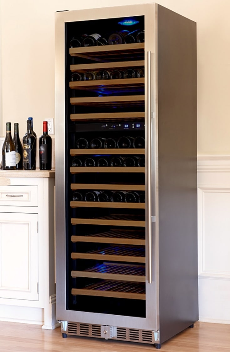 Loft-1200-153-Bottle-Dual-Zone-Cellar