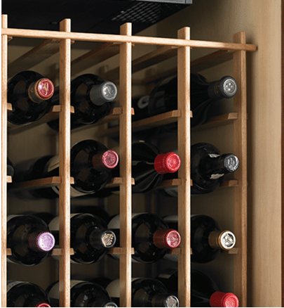 Universal Racking Le Cache Mission Wine Cabinet