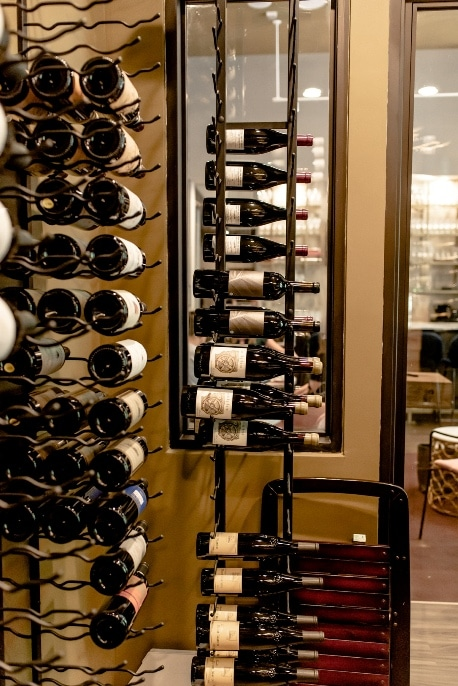 Well Constructed Commercial Wine Cellar by Texas Experts