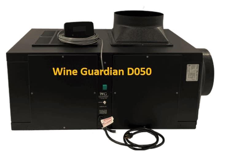 Wine Guardian D050 Wine Cellar Cooling Unit