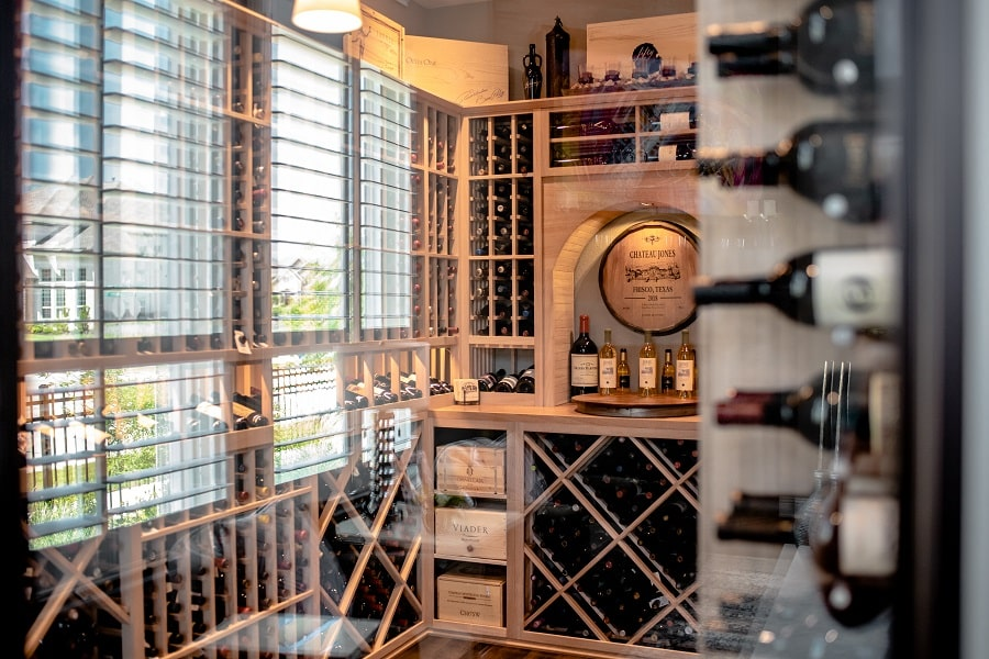 Get your own wine cellar designed by our specialists! Click here!