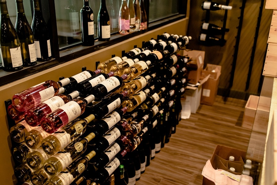 Learn more about the types of racking options for commercial wine cellars here!